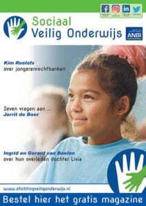 sponsoring magazine veilig onderwijs